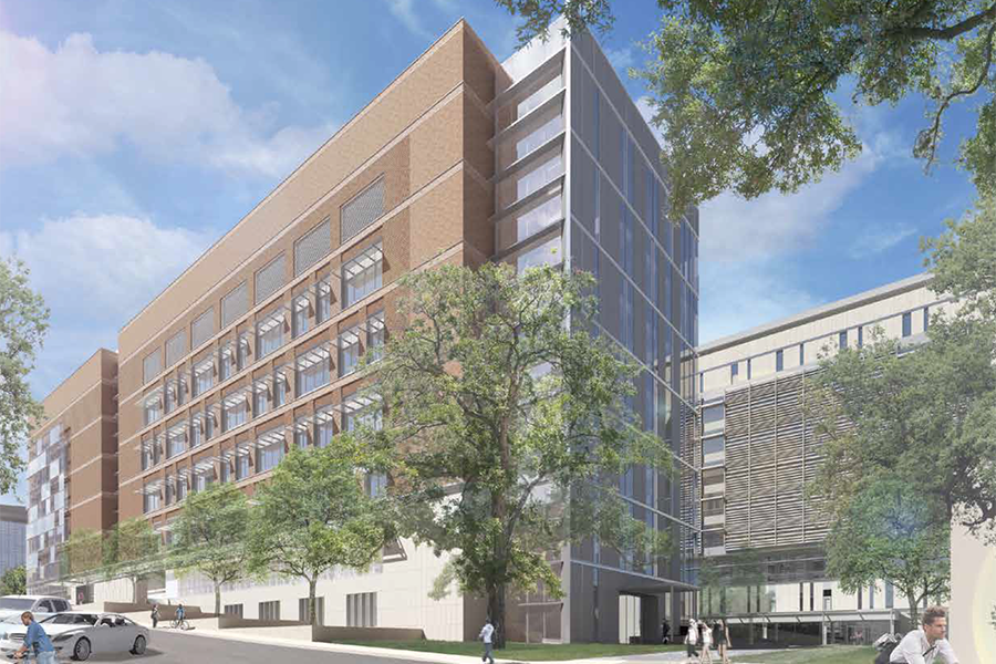 Rendering of the Energy Engineering Building