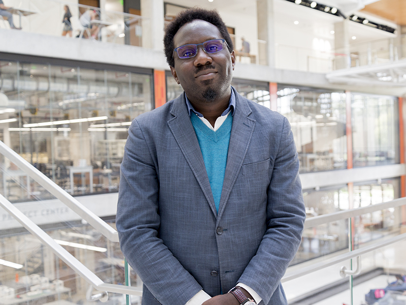Photo of Deji Akinwande