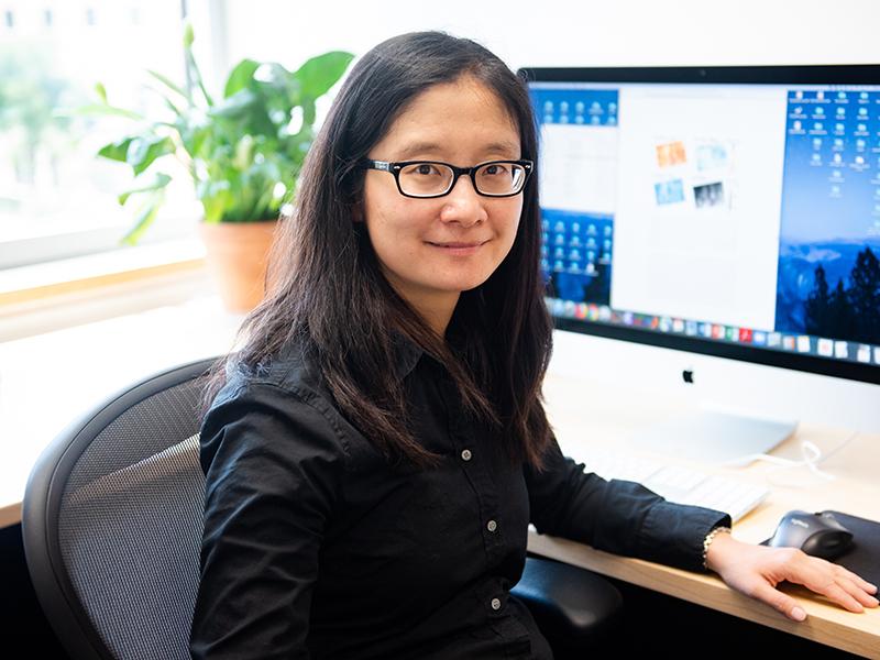 Photo of Jingyi