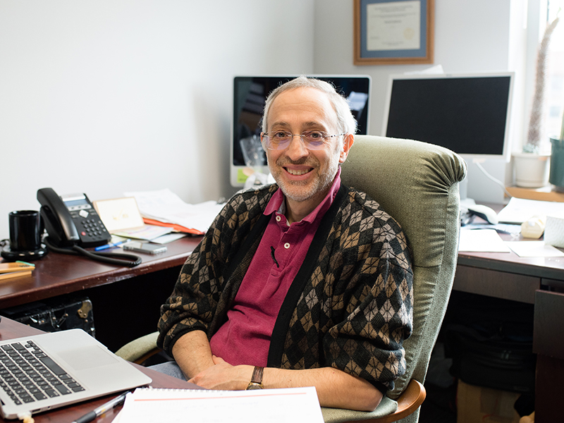 Photo of David Goldstein