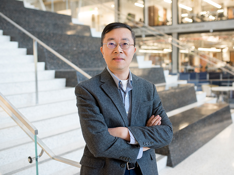 Photo of David Pan