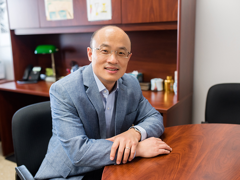 Photo of Junmin Wang