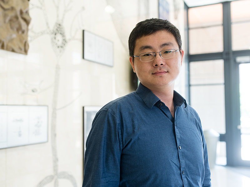 Photo of Chong Xie