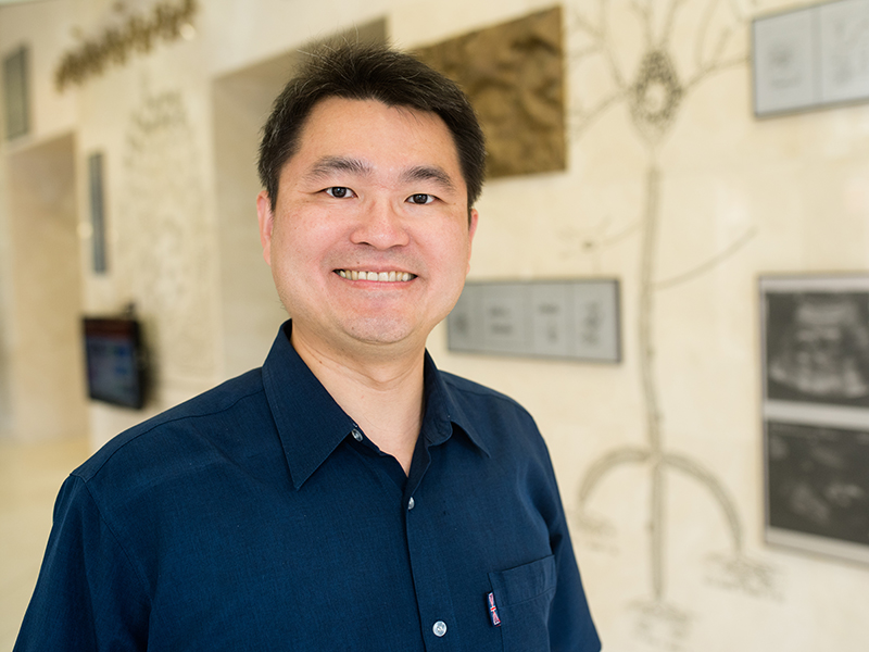 Photo of Hsin-Chih (Tim) Yeh