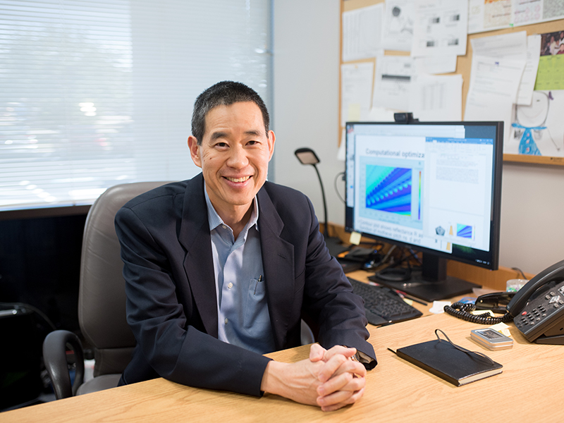 Photo of Edward Yu