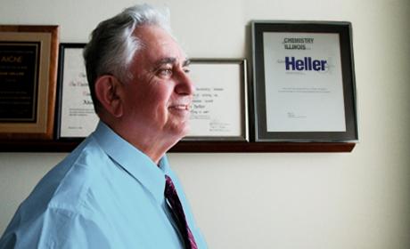 Dr. Adam Heller