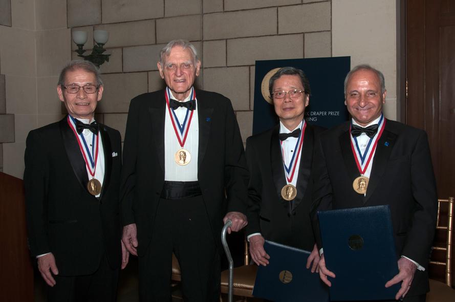 Goodenough Draper Prize