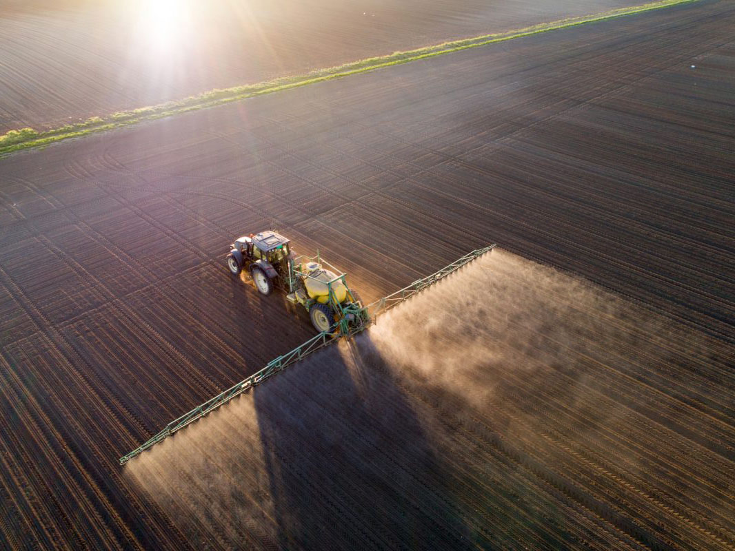 crop dusting stock