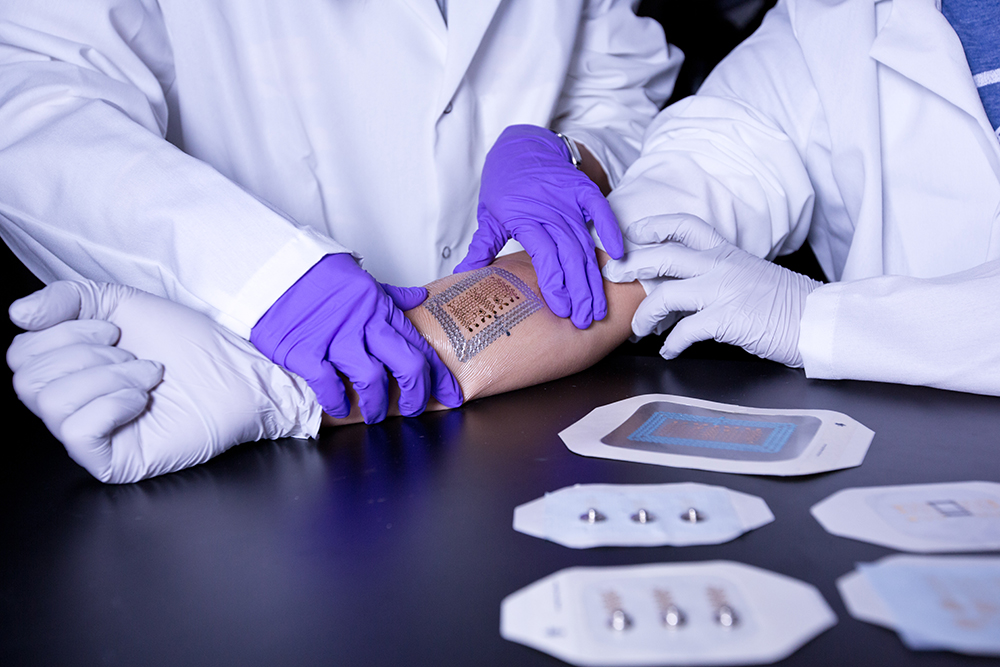 electronic tattoos research plan