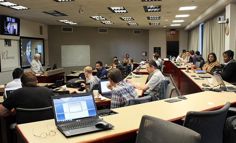 executive education course