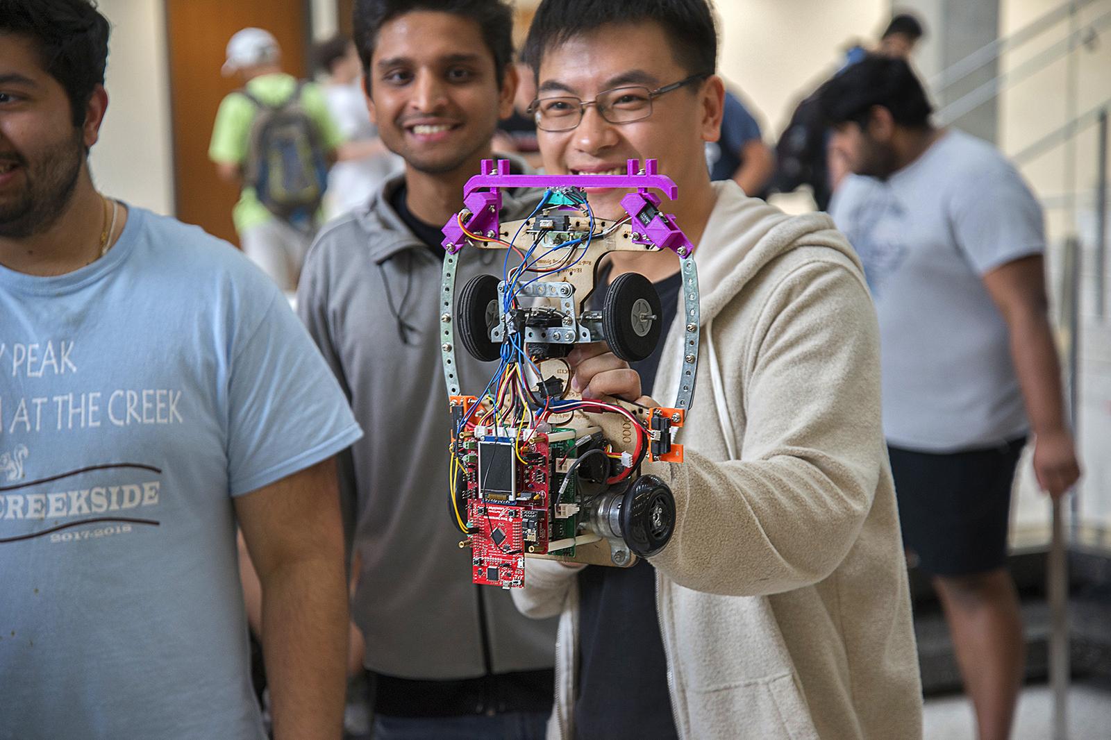 undergraduate majors electrical