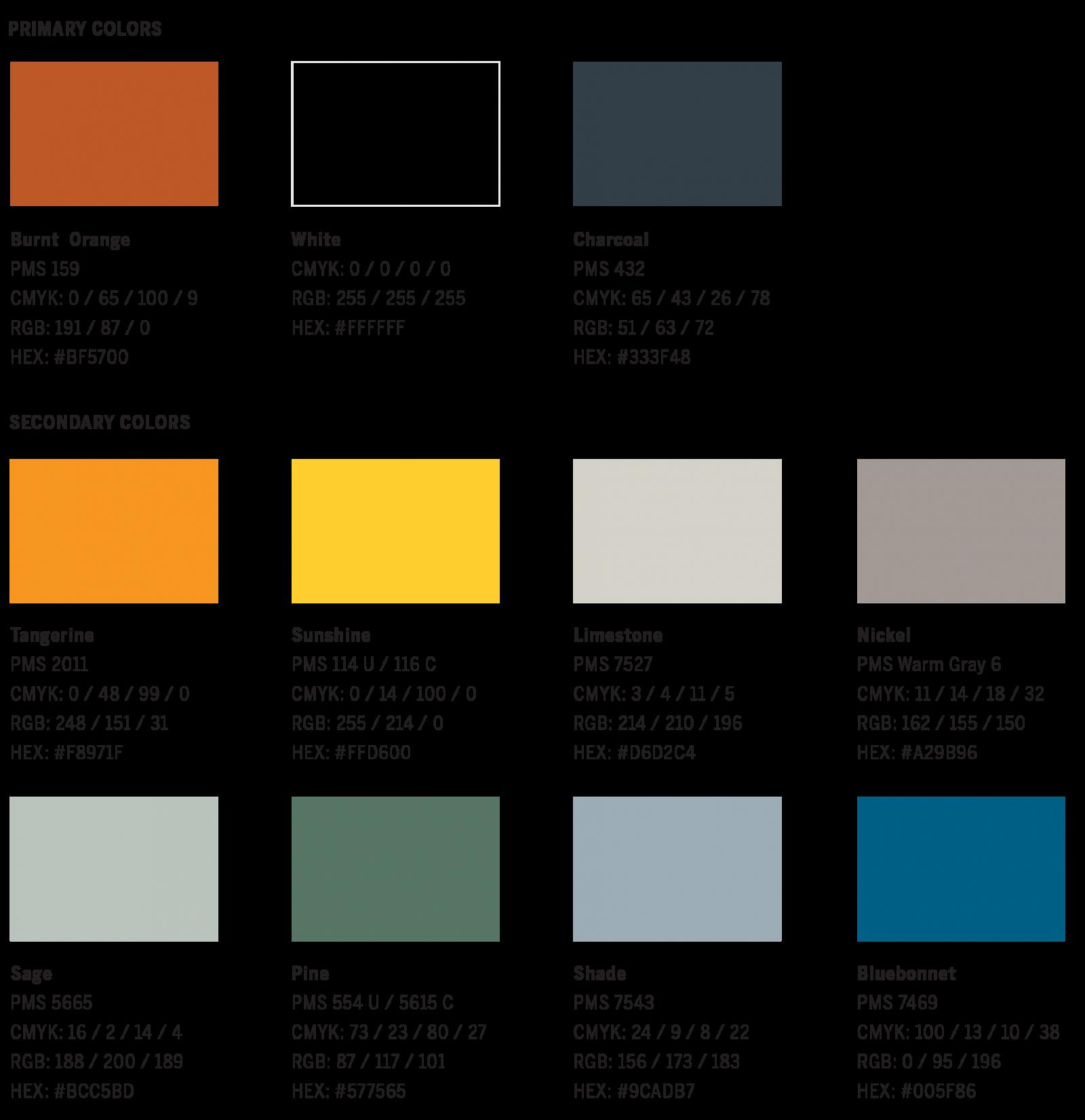cockrellschool colorpalette