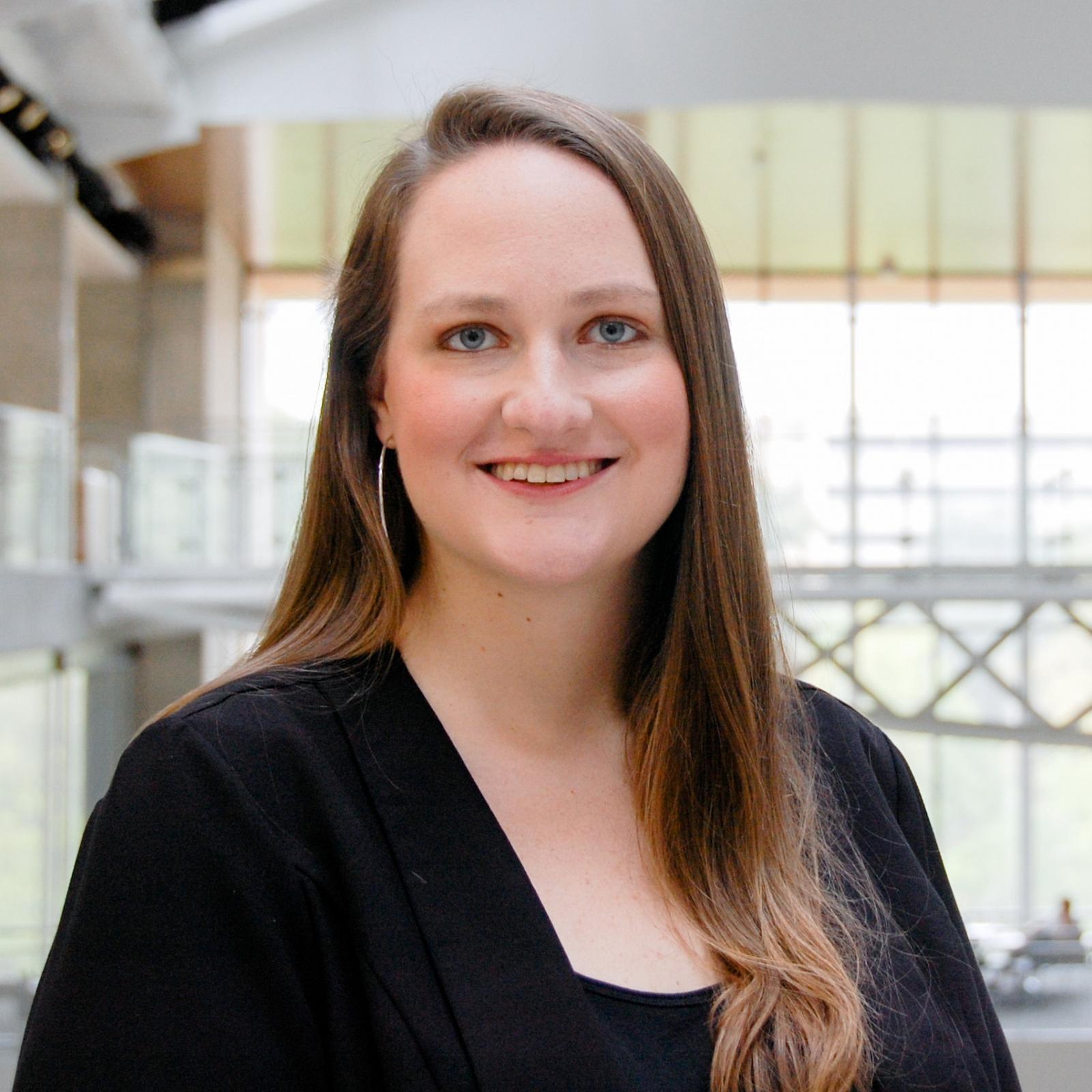 Portrait of Kristen Kessel